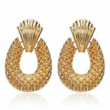 <b>2019</b> Real Earings <b>Pendientes</b> Brinco Brand Fashion Texture And ...