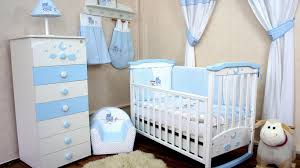 blue white small baby bedroom decoration 100x100 tips how to decorate a small bedroom baby baby furniture small spaces bedroom furniture