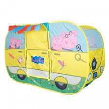Игровая <b>палатка Peppa Pig</b> Кемпинг, цвет:мультиколор, артикул ...