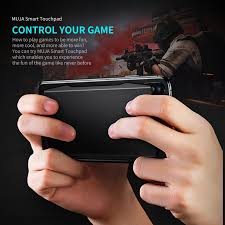 RC Smart Life Control Phone Back Game Screen Touchpads Sticks ...