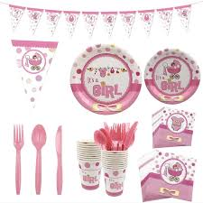 <b>Unicorn party decoration disposable</b> tableware Kids birthday party ...
