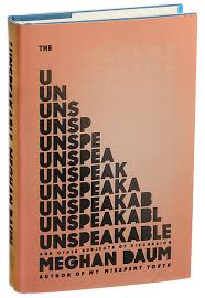 unspeakable essays by meghan daum   the new york times credit sonny figueroathe new york times