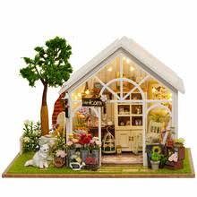 Buy diy <b>doll house miniature and</b> get free shipping on AliExpress.com