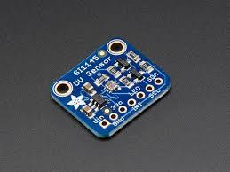 SI1145 Digital <b>UV</b> Index / <b>IR</b> / Visible Light Sensor ID: 1777 - $9.95 ...