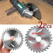 <b>2pcs 105mm</b> Circular Saw Blade Disc Wood Cutting <b>Tool</b> Bore ...