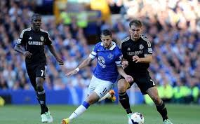 pertandingan Everton vs Chelsea