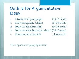 text based writing  th grade blitz  argumentative prompt  read    outline for argumentative essay i  introduction paragraph   to  sent   ii