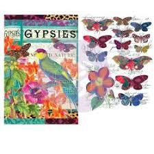<b>Boho Bird</b> Butterfly