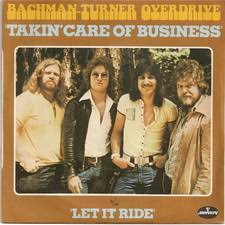 <b>Takin</b>' Care of Business (song) - Wikipedia