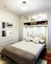 Shelving For Bedroom Bedroom Small Bedroom Space Decor With Pullout Cabinets And