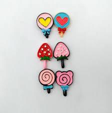 Toys & Hobbies <b>5pcs Slime DIY</b> Ice Cream Sweet Food Littlest Pet ...