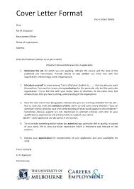 application letter format how to write an application letter job application letter format 02