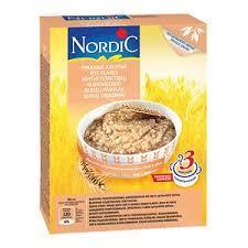 Каши быстрого приготовления <b>Nordic Ржаные хлопья</b> | Отзывы ...