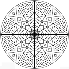Small Picture Geometric Patterns Coloring Pages Downloads Online Coloring Page 418