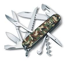 Нож <b>Victorinox 1.3713.94 Huntsman</b> | Магазин ножей Forest-Home