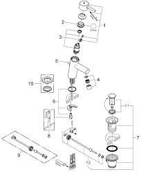 <b>Grohe Concetto</b> Basin S-Size Mixer Bathroom Tap <b>3220410E</b> Spare ...