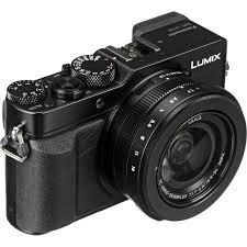 <b>Panasonic Lumix DMC</b>-<b>LX100</b> Digital <b>Camera</b> (Black) | фото