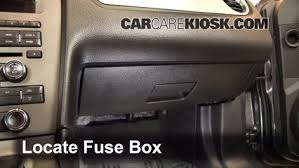 interior fuse box location 2010 2014 ford mustang 2013 ford 2011 Ford Fusion Fuse Box Diagram locate interior fuse box and remove cover 2012 ford fusion fuse box diagram