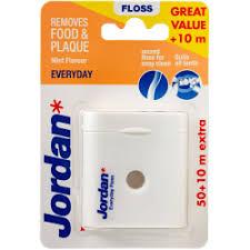 Отзывы о <b>Зубная нить Jordan</b> Everyday Floss