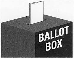 Image result for ballot box