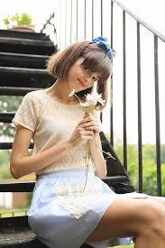 Stand Out <b>Lace Skirt</b> (<b>Sky Blue</b>) – Miss Patina