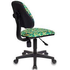 Кресло <b>Бюрократ KD</b>-<b>4</b>-<b>F</b>/<b>PENCIL</b>-<b>GN</b> - купить недорого в ...