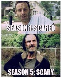 The Walking Dead Season 5: BEST Memes! - moviepilot.com via Relatably.com
