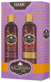 <b>Набор</b> Hask Macadamia для <b>увлажнения волос</b> — купить по ...
