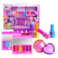 <b>Детский набор для макияжа</b>, набор для ролевых игр, принцесса ...