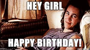 Happy Birthday from Friday Night Lights - Meme on Imgur via Relatably.com