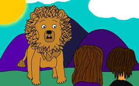 christlan the jesus allegory lion christlan the jesus allegory lion