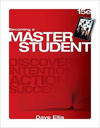 Amazon.com: Becoming a Master Student (Textbook-specific CSFI ...