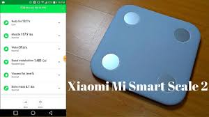 A Look Into The Future: XIAOMI <b>MI SMART SCALE 2</b> - Unboxing and ...