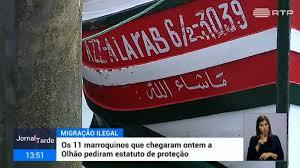 Marroquinos que chegaram a Olhão pediram estatuto de proteção internacional