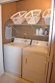 Small Laundry Ideas 25 Ideas For Small Laundry Spaces Remodelaholic Bloglovin