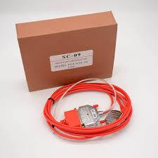 <b>RS232</b>/<b>RS422 interface Mitsubishi PLC</b> programming cable ...
