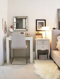 vanity inspiration for a small space best lighting for makeup vanity