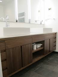 walnut bathroom vanity modern ridge:  images about bathroom ideas on pinterest contemporary bathrooms double sinks and vanities