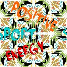 Положительная <b>энергия</b> Спорт Картина текста абстрактного ...