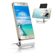 Qi Wireless Charger Charging Vertical Dock Stand For Samsung ...