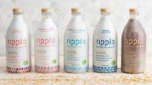 <b>Say Yes to Dairy</b> Free Alternatives With Ripple | Dieline