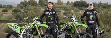 MONSTER ENERGY KAWASAKI <b>RACING TEAM</b>