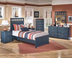 f affordable ashley bedroom furniture set ideas for kids boy the showing a modern onyx oak wood single bed with holes panel headboard and stripes cotton bedroom kids furniture sets cool single