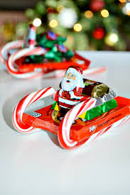 How to Make Candy Sleighs - About A Mom