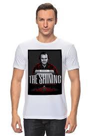 <b>Футболка классическая Printio</b> Сияние / The Shining #1318090