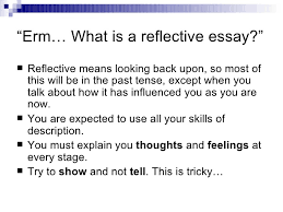 higher reflective essay wwwgxartorg higher reflective essayreflective essay topics higher english