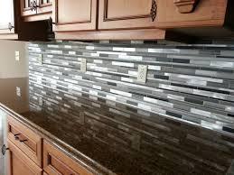 kitchen backsplash stainless steel tiles: image of stainless steel tiles backsplash