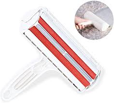 <b>Pet Hair Remover</b> Roller - Self Cleaning Lint <b>Brush</b> - <b>Dog</b> & Cat Hair ...