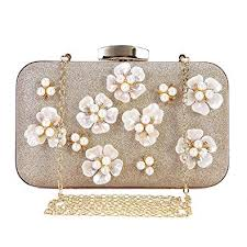 PARADOX (LABEL) Womens Glitter Floral <b>Rhinestone Beaded</b> ...