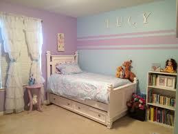 Pottery Barn Girls Bedroom Accent Wall Stripes For Little Girl Room Kristin Duvet Set
